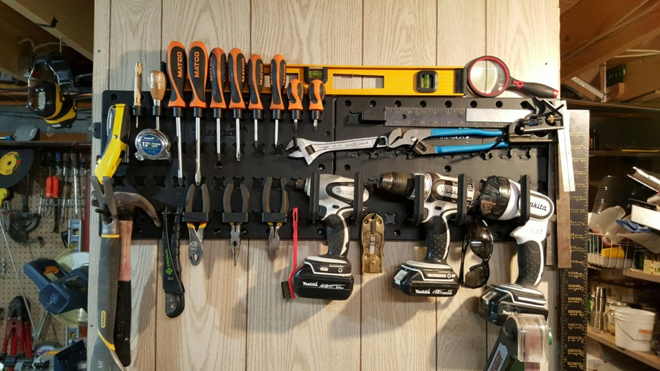 When displaying and demonstrating tool storage accessories distributors should be aware of each toolu0027s strengths and limitations. & An overview of tool storage accessories