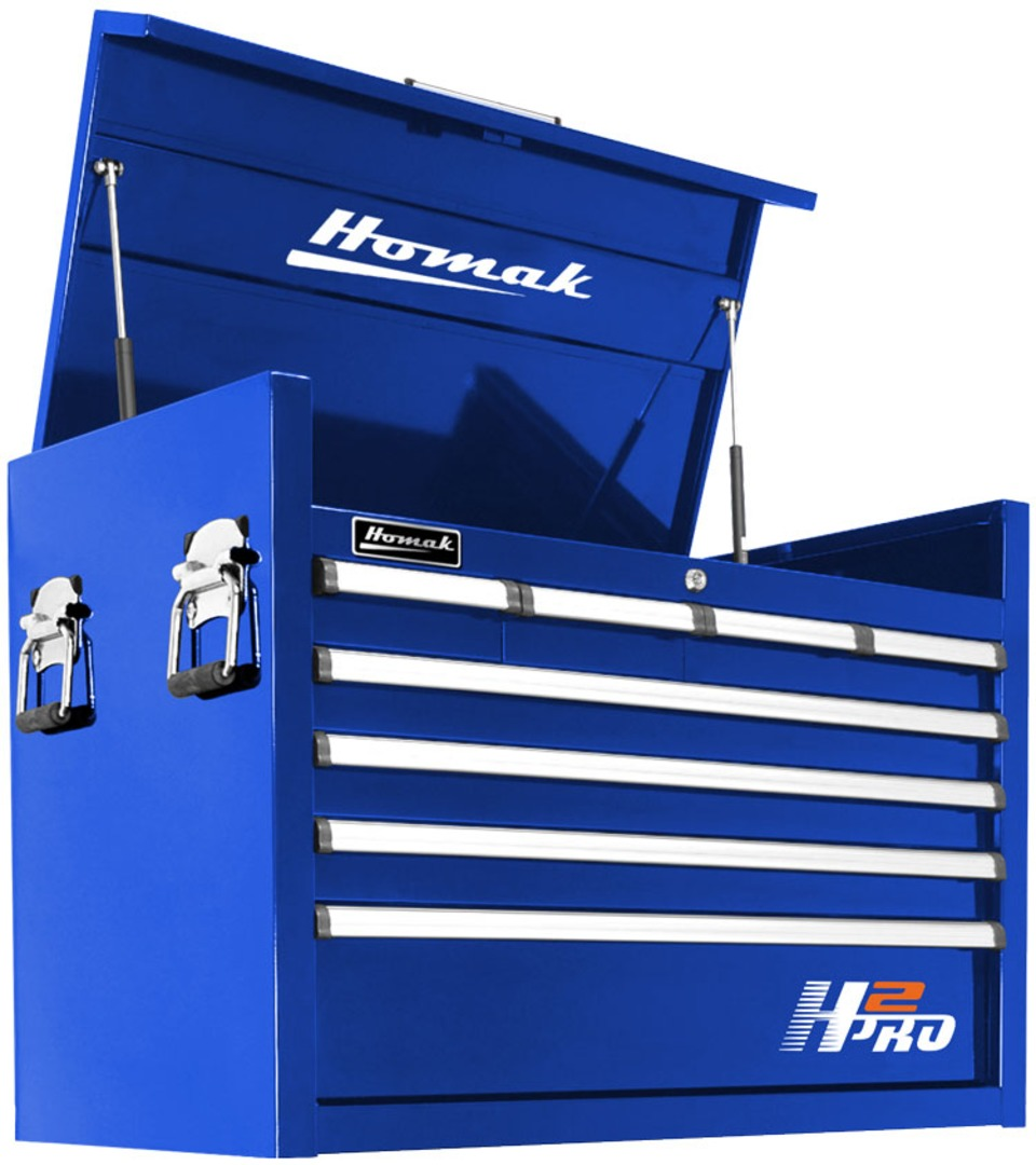 Homak Manufacturing Llc 36 Quot H2pro Series 8 Drawer Top