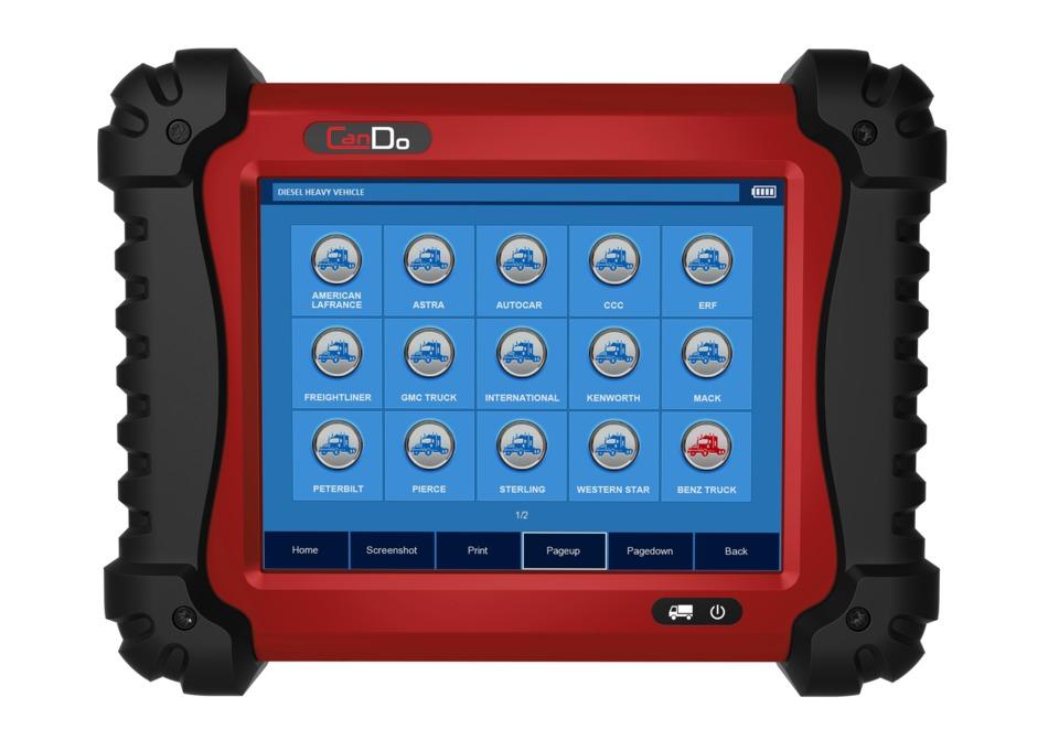 In Focus: CanDo HD Pro II