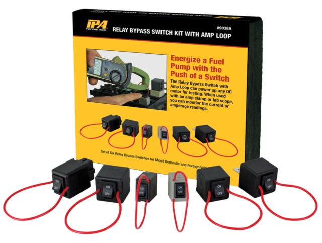 Tool Review: IPA Relay Bypass Switch Kit with Amp Loop