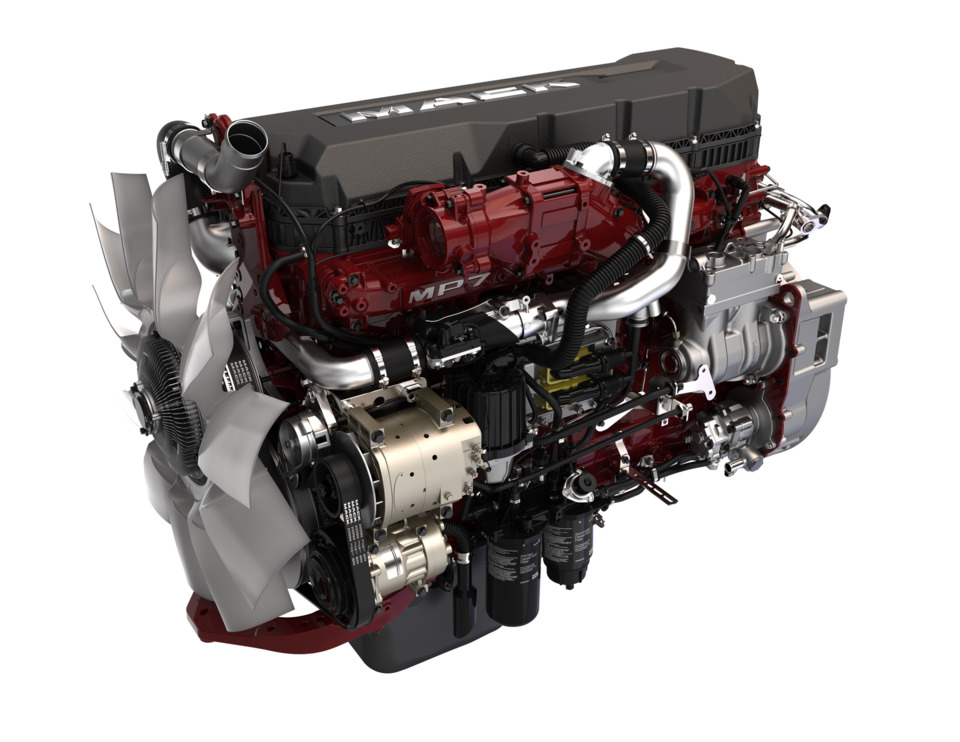 Mack Offers Further Look At Powertrain Platform Updates