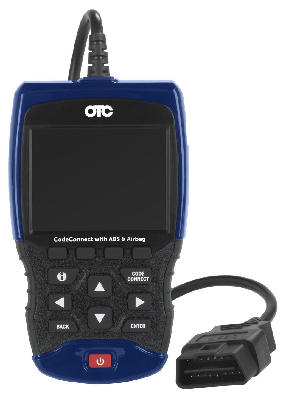 Otc Bosch Automotive Service Solutions 3210 Diagnostic Tool In
