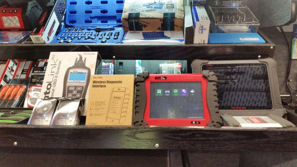 mac tools mentor diagnostic scanner