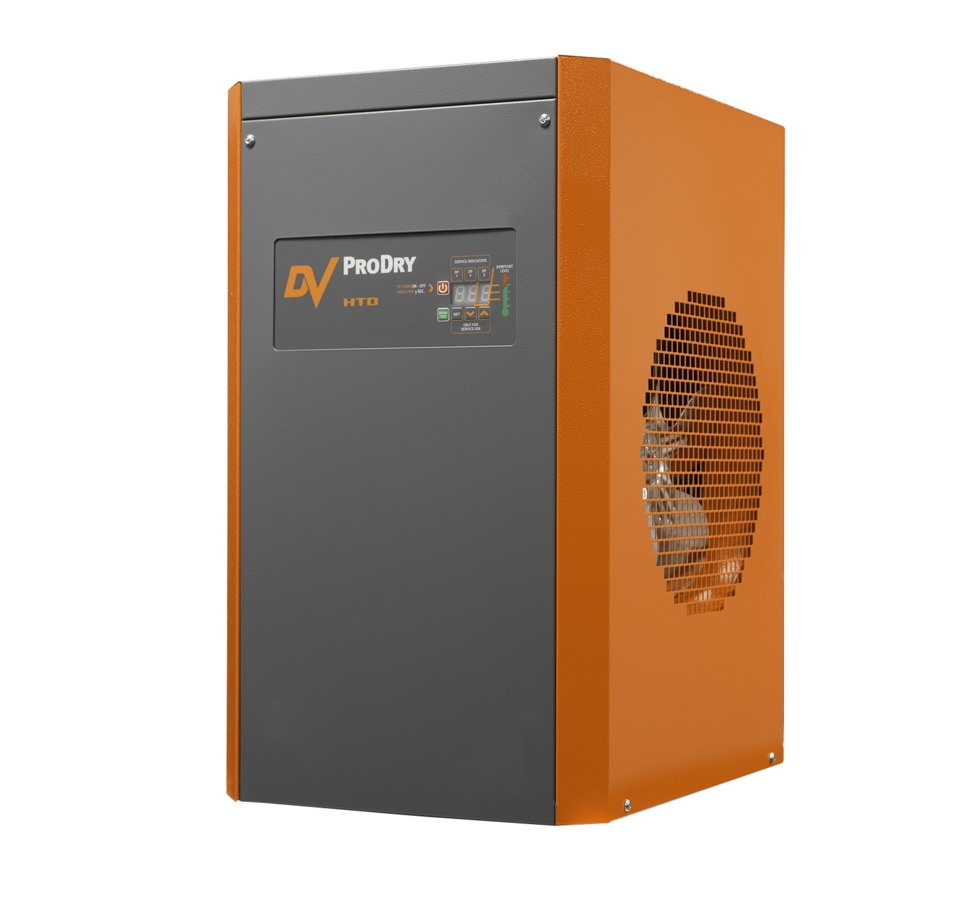 Dv Systems Prodry Refrigerated Air Dryers In Compressed