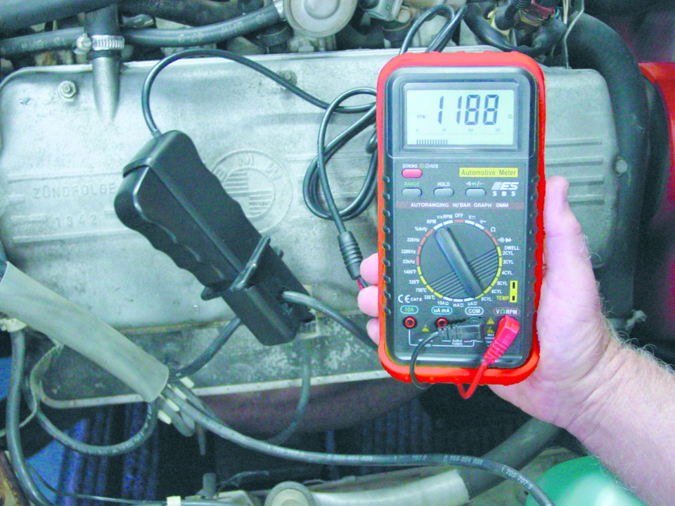 What makes up a multimeter
