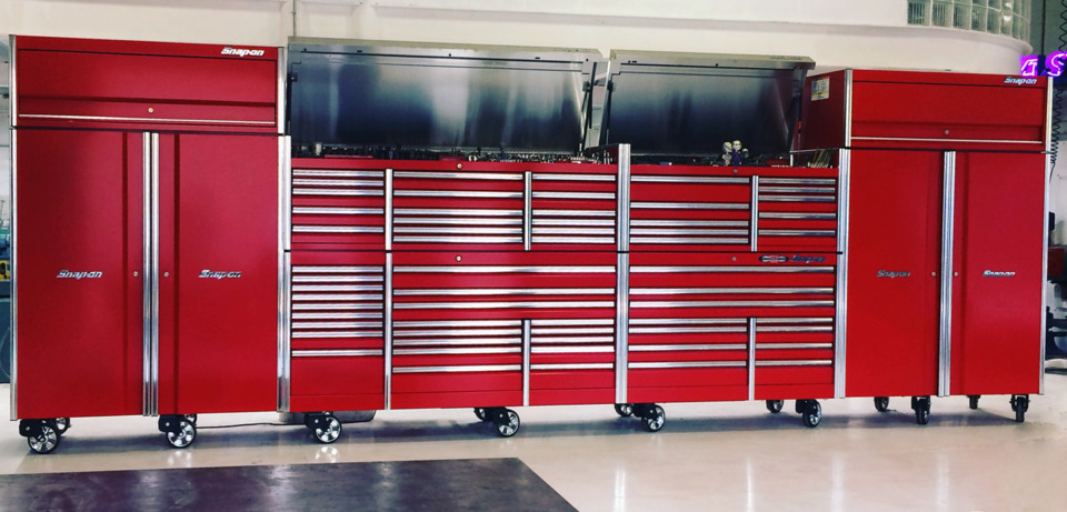Side Tool Box Cabinet