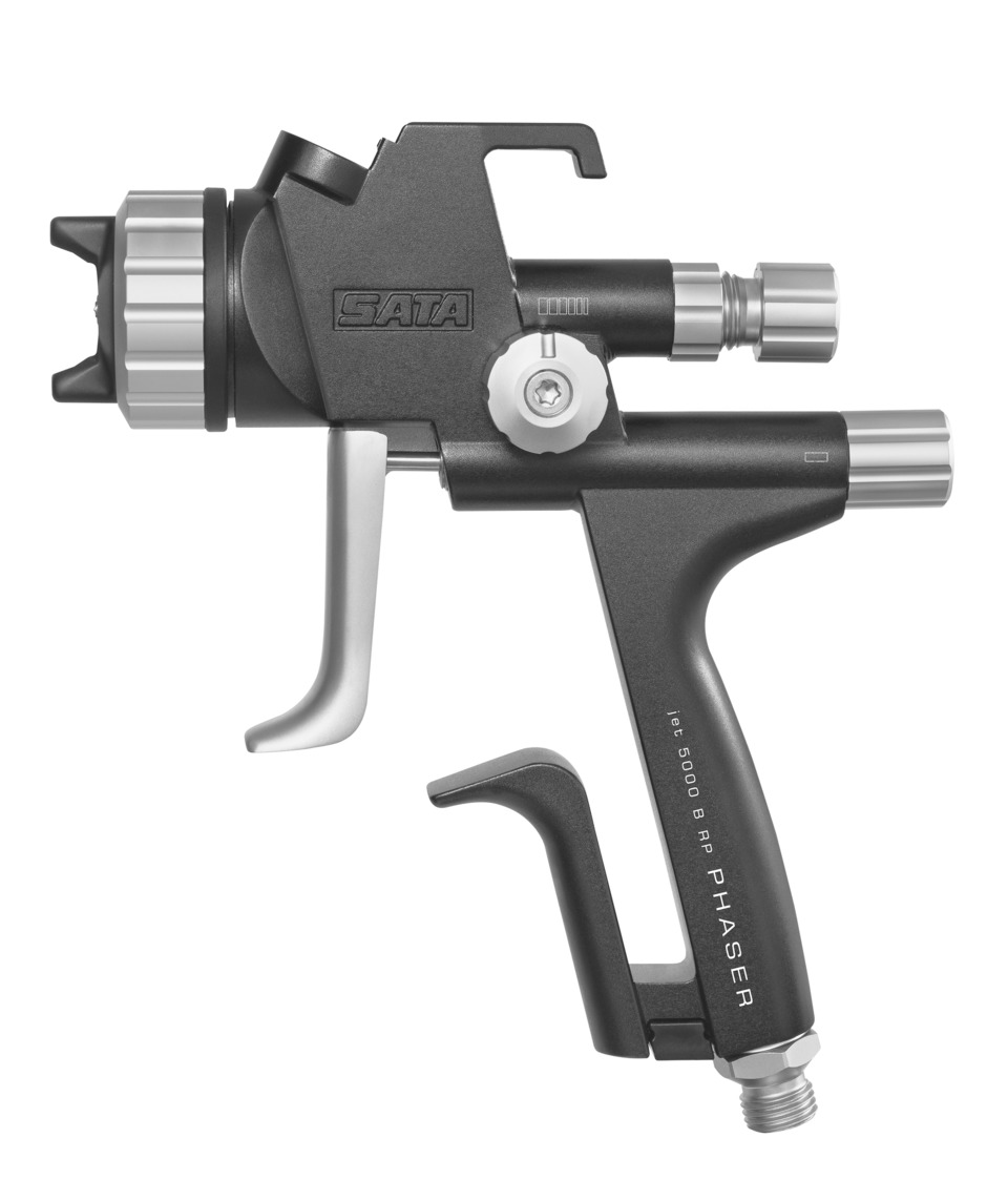 Sata Spray Equipment Satajet 5000 B Phaser In Spray Guns