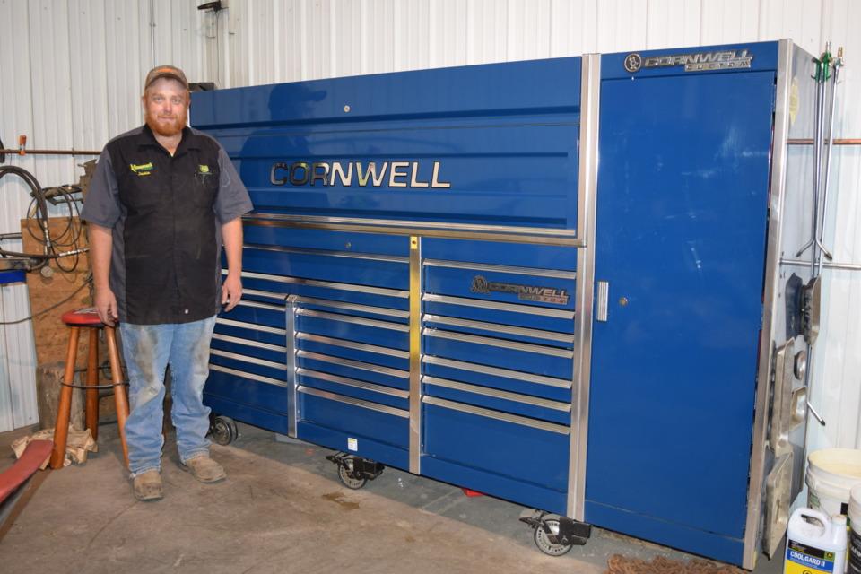big-time boxes: justin hughes, cornwell