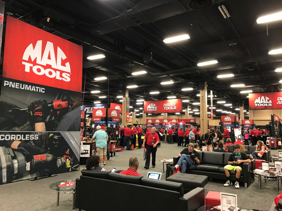 Mac Tools Tool Fair 2017 Photo Gallery