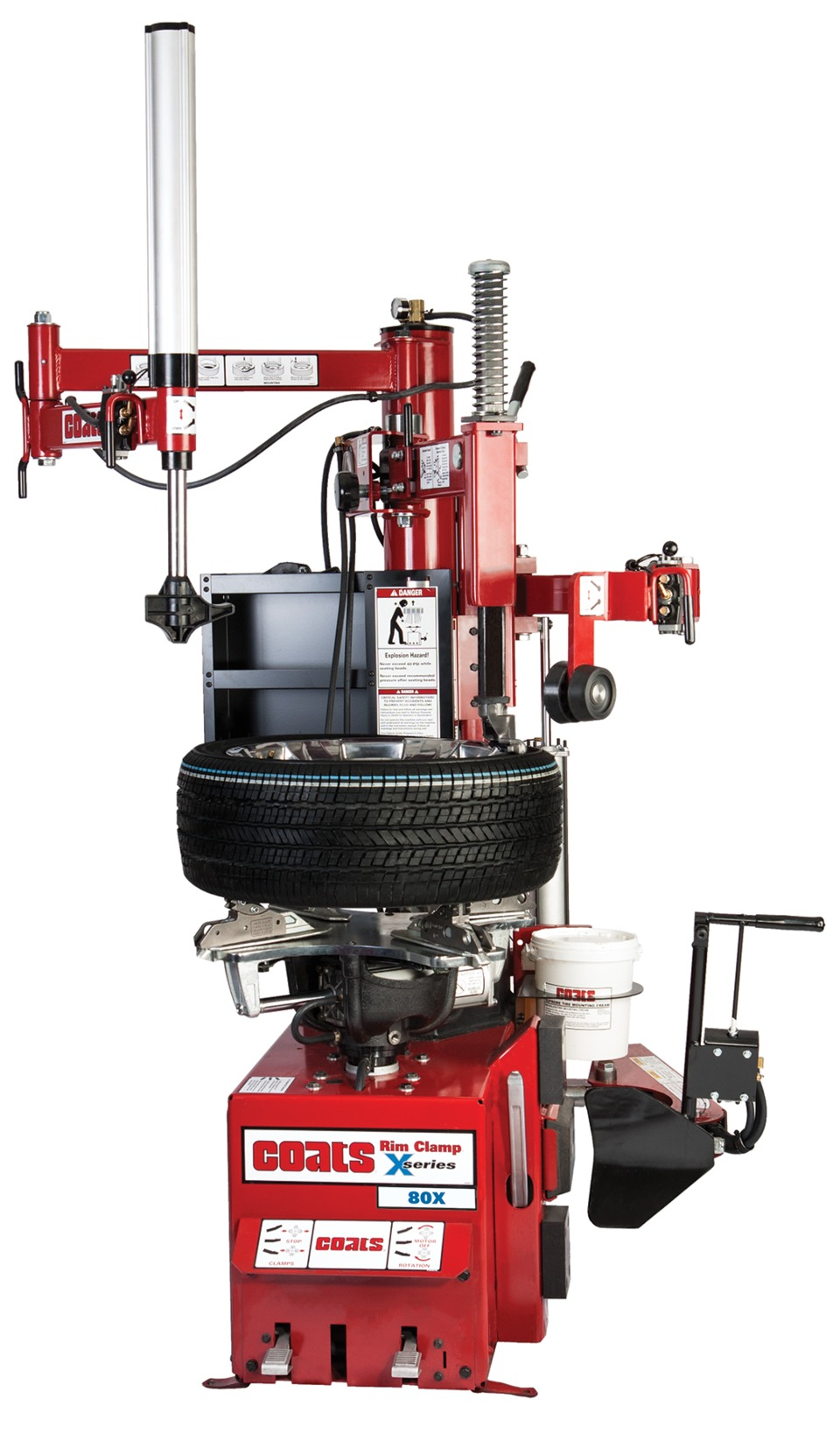 Tire Changing Hand Tools >> Hennessy Industries Inc. Coats 80X Tire Changer in Tire Changers