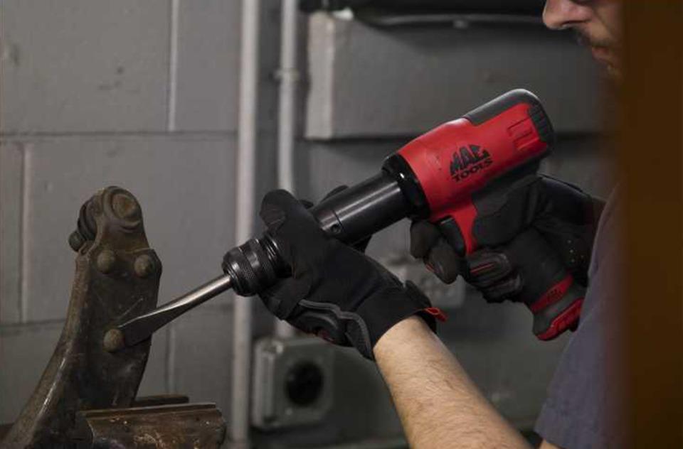 Mac Tools Long Barrel Air Hammer, No  MPH1911 in Air Tools