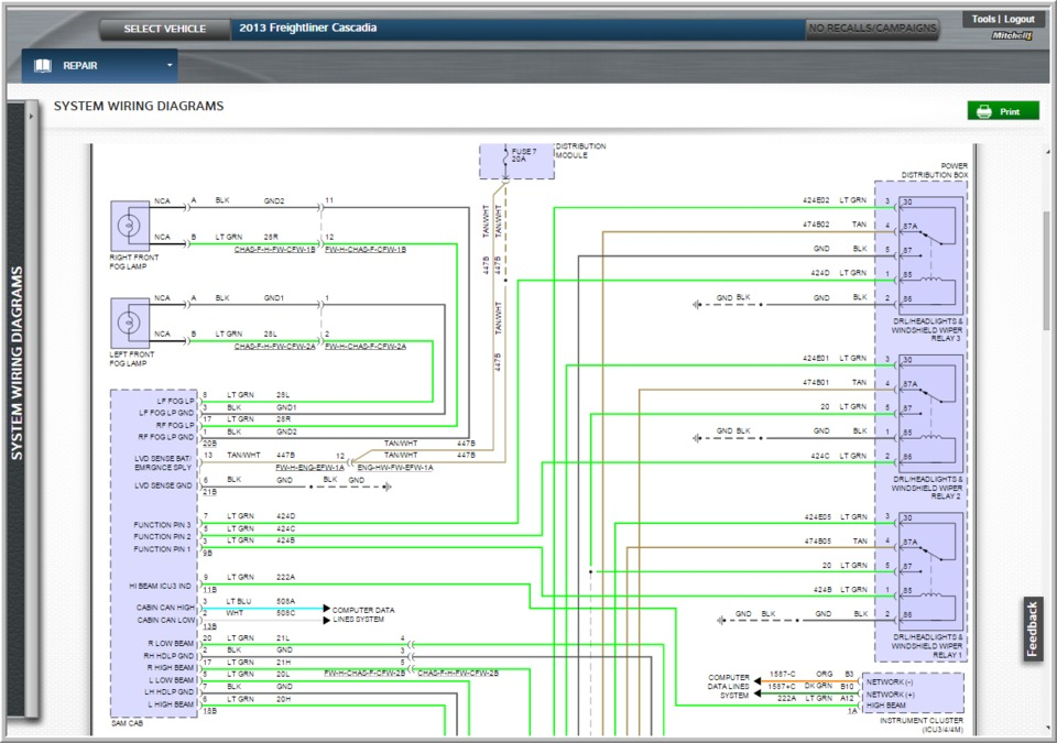mitchell online wiring diagrams find wiring diagram u2022 rh empcom co