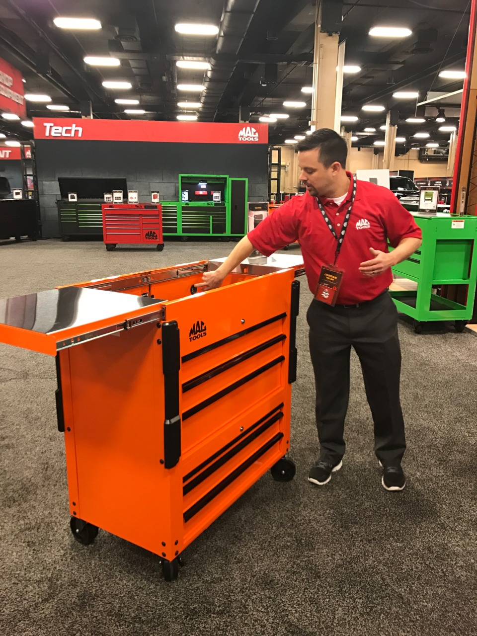 1 2 Cordless Impact >> Mac Tools annual Tool Fair celebrates 25 years of success with a roadmap toward continued growth