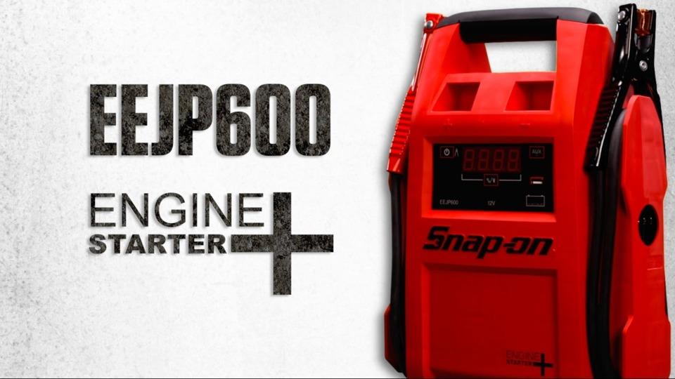 video snap on eejp600 snap on jump pack rh vehicleservicepros com  snap on eejp500 manual