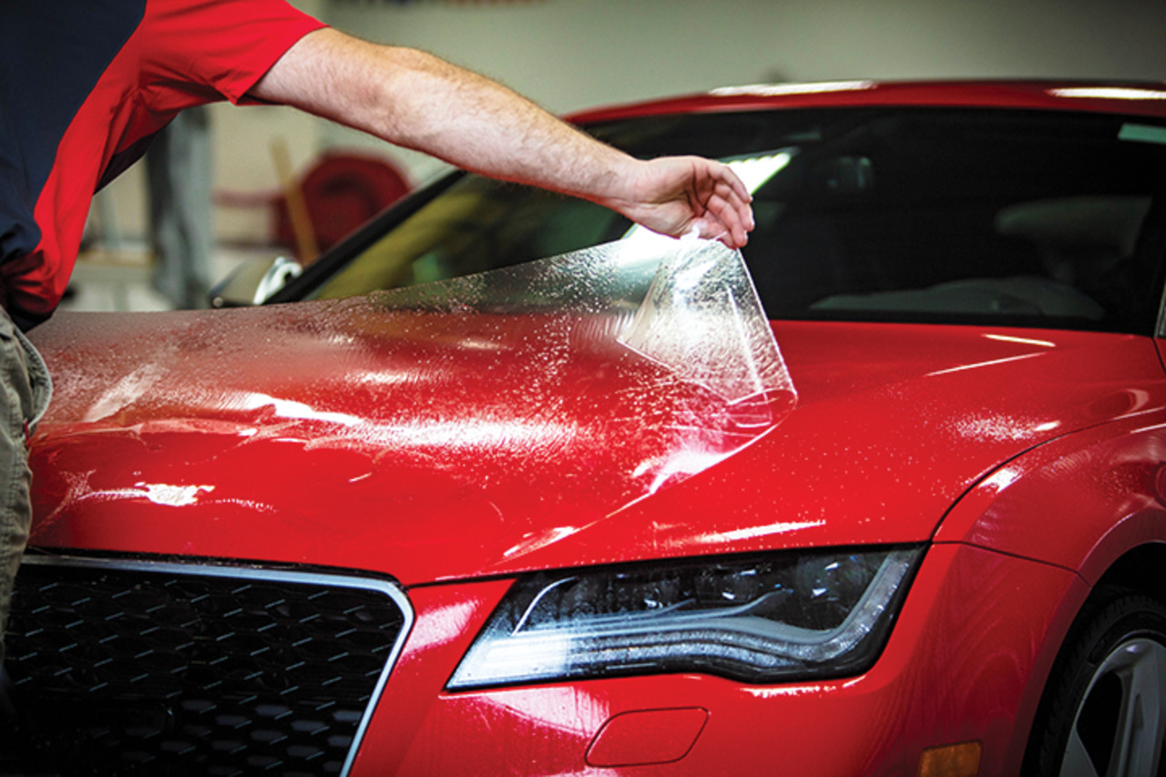 Paint Protection Film >> Eastman Chemical Company Llumar Platinum Paint Protection Film In