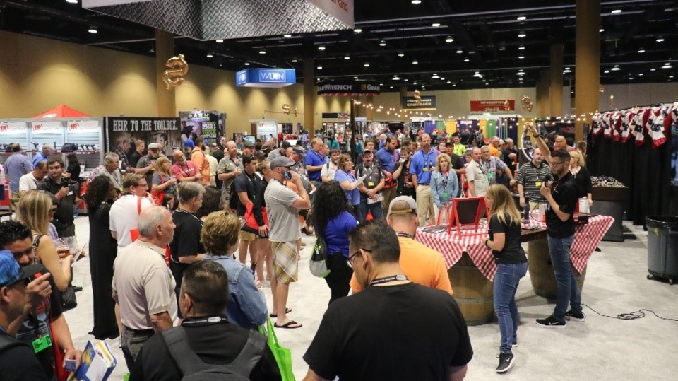 15th Annual Isn Tool Dealer Expo Showcases New Products