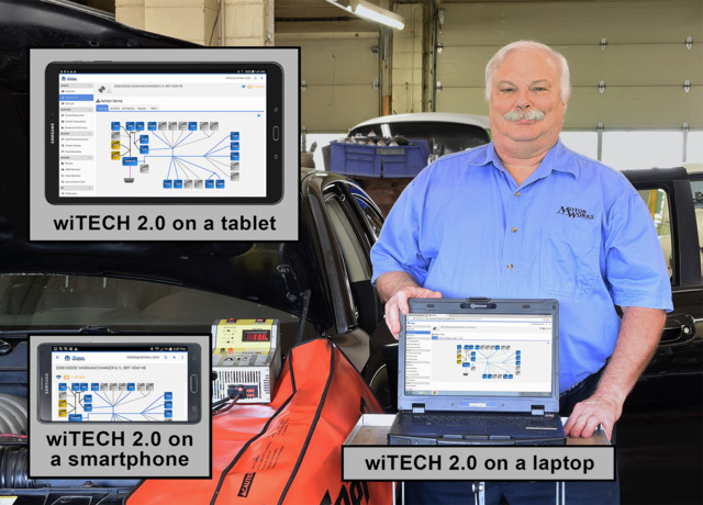 Tool Review: AE Tools MicroPOD II with wiTECH 2 0 software