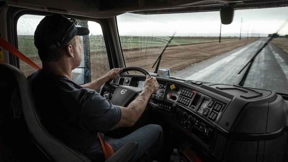 Volvo Trucks Enhances Volvo Vhd Vocational Series Interiors