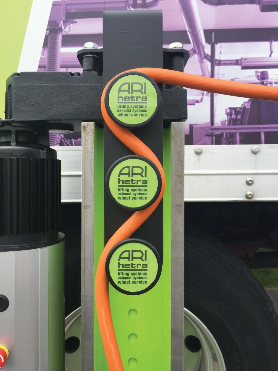 Ari Hetra Elevate Heavy Duty Mobile Lift Maintenance Cable