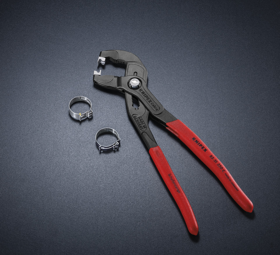 tool review knipex tools hose clamp pliers for click clamps