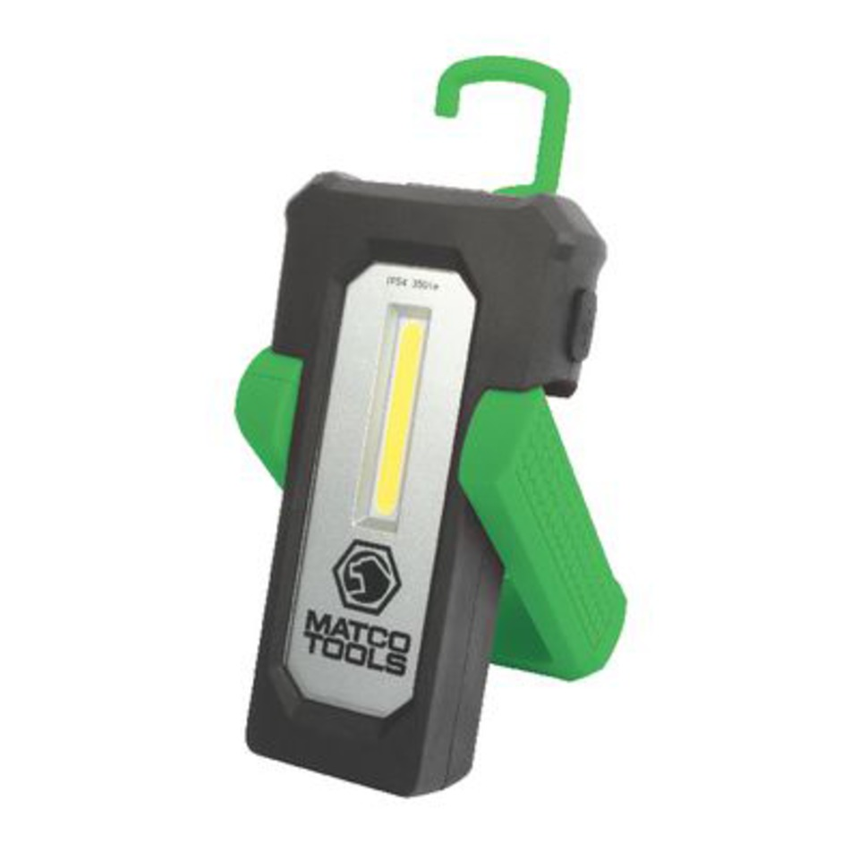 Tool Review: Matco Tools COB Folding Light No  MFLCOB25G