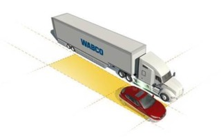 Wabco Launches Onside Blind Spot Detection System At Mce 2017