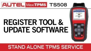 VIDEO: Autel MaxiTPMS TS508 — MX-Sensor Programming