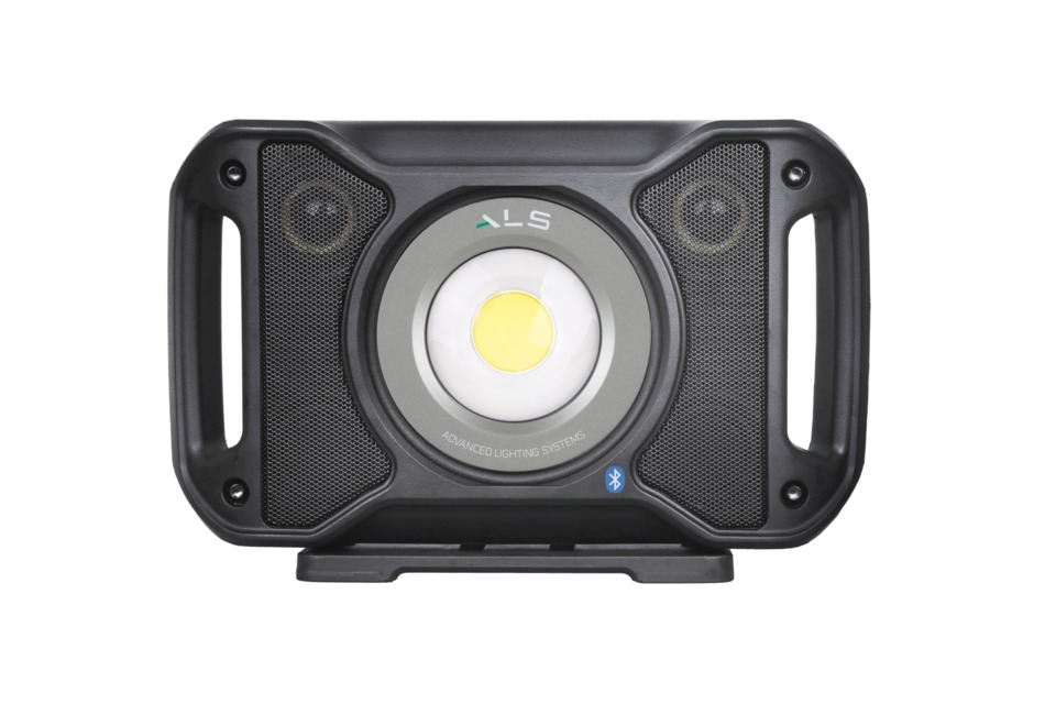 ALS Product Photo#2  sc 1 st  Vehicle Service Pros & Advanced Lighting Systems AUD501H Audio Light in Cordless Worklights