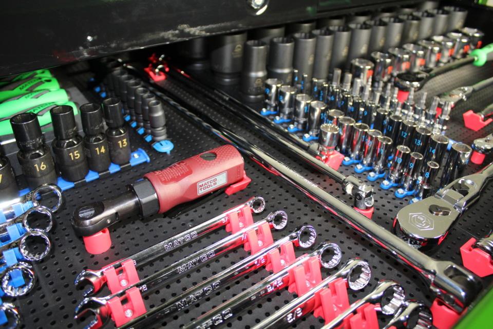 Big Time Boxes Evan Smith Matco Tools