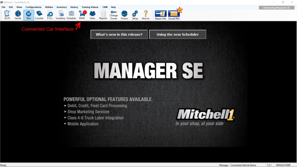 Mitchell Launches New Connected Car Interface In Manager