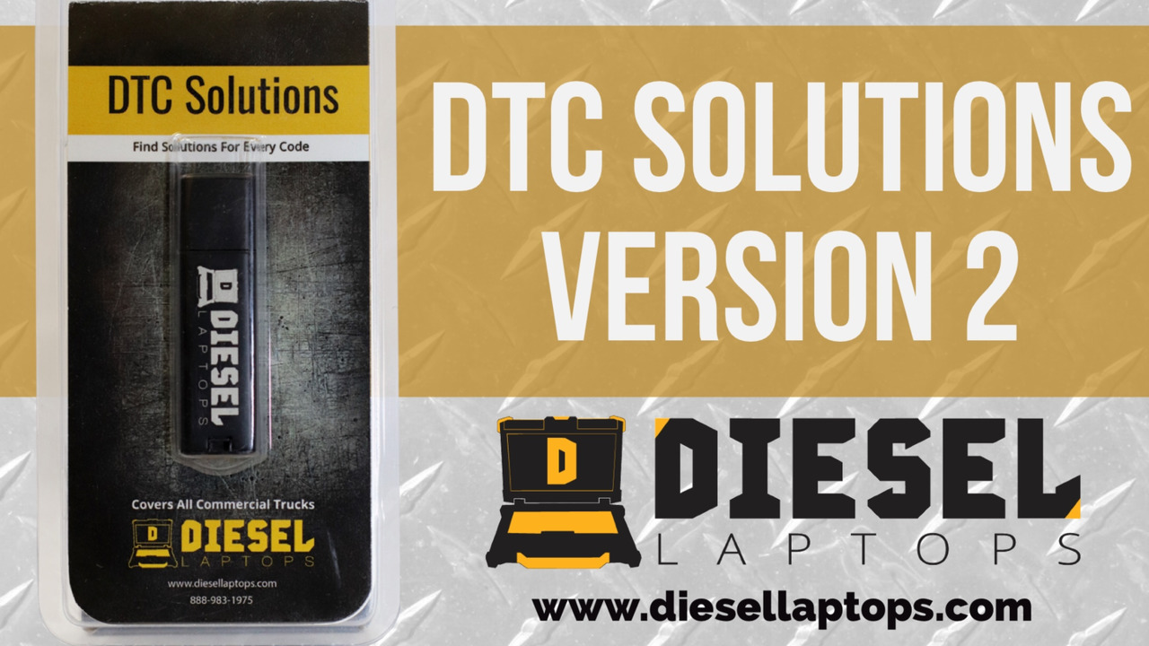 Diesel Laptops DTC Solutions Update in Computers and Software
