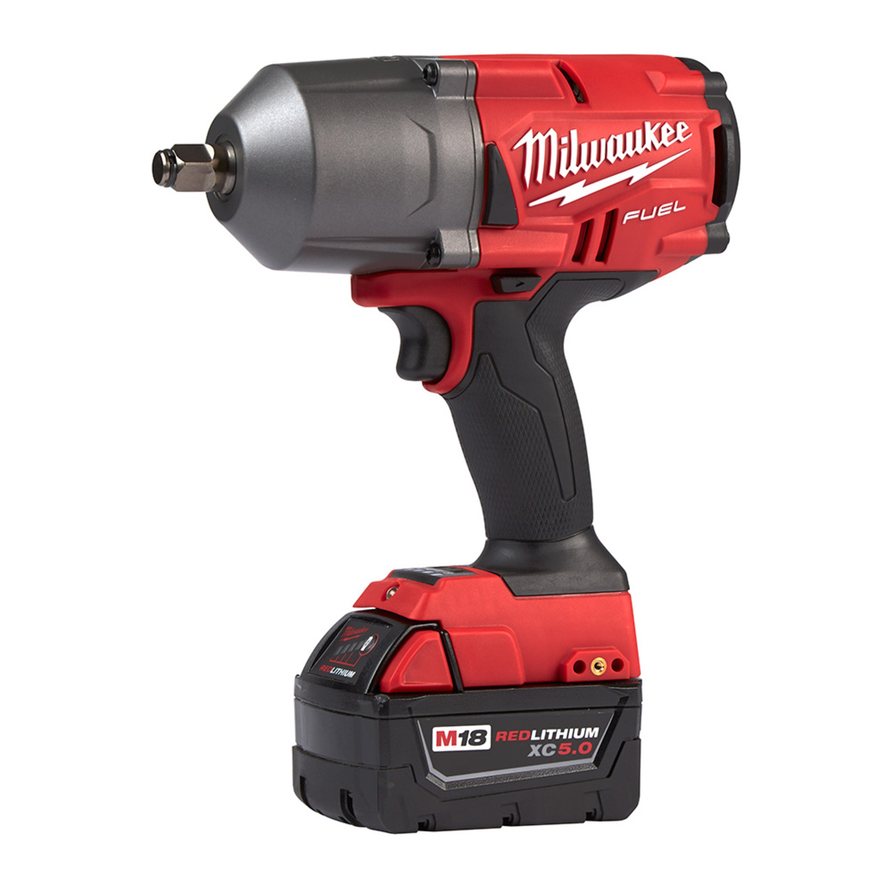 Tool Review Milwaukee M18 Fuel High Torque Impact Wrench With 1 2 Friction Ring