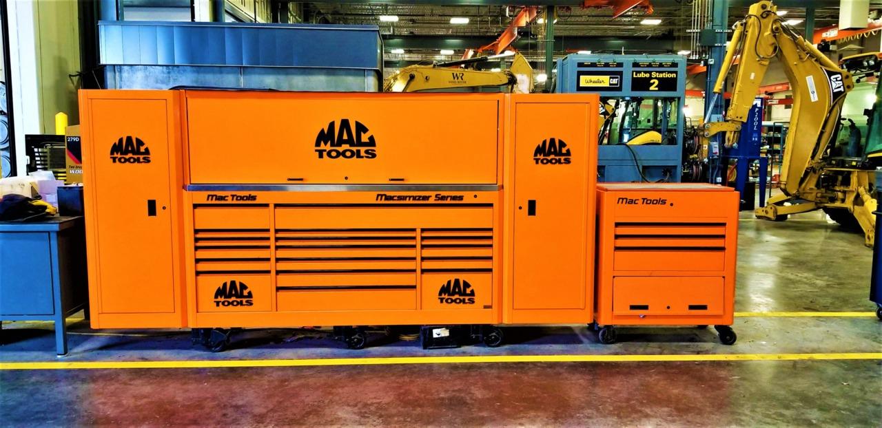 Big-Time Boxes: Matt Thompson, Mac Tools
