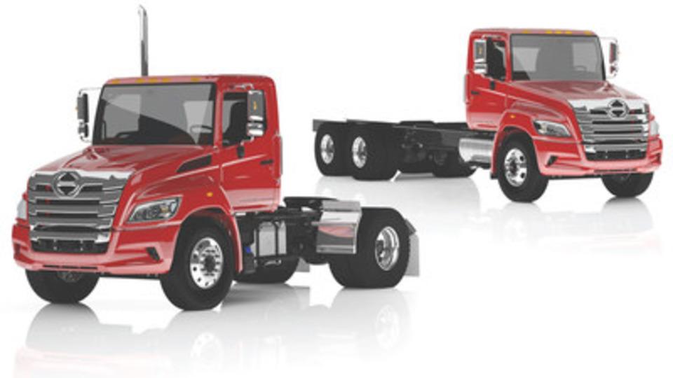 Credit Hino Trucks