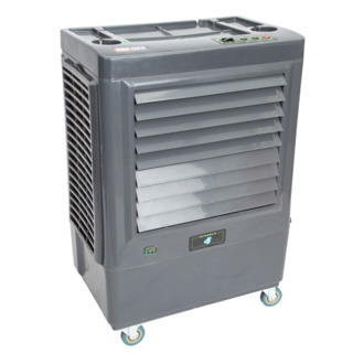 Gadabout mobile evaporative air cooler for Essecke roller