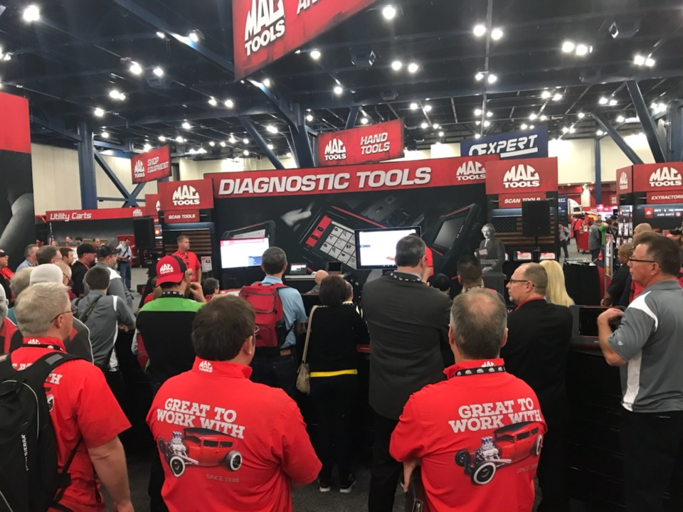 Photo Gallery Mac Tools Fair 2018