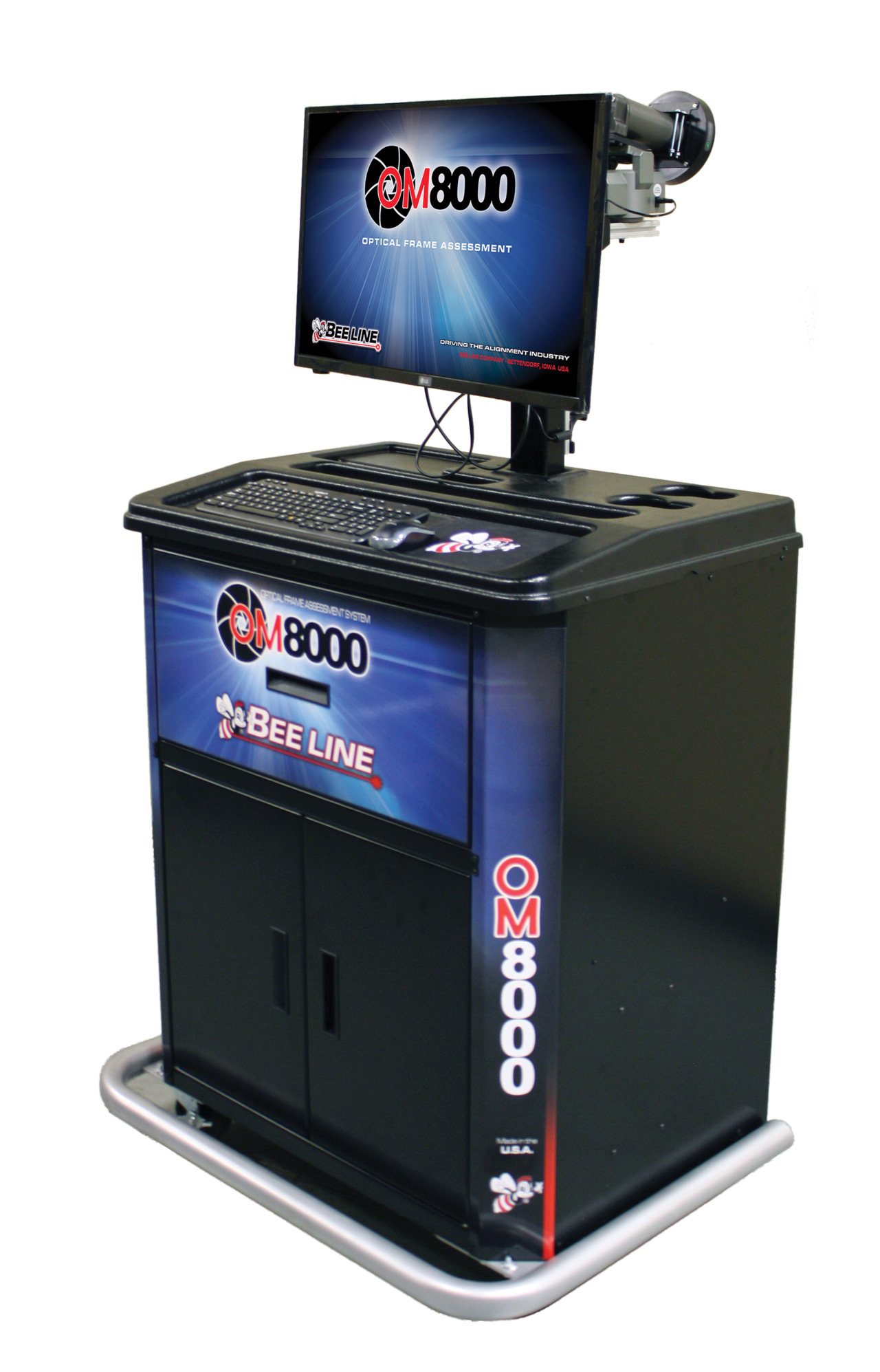 Bee Line Co  OM8000 Optical Frame Correction System in
