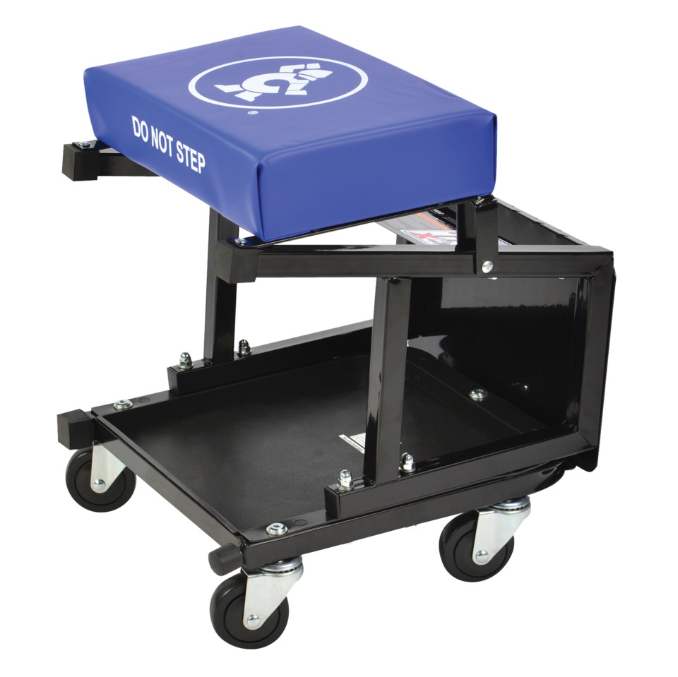 Cornwell Quality Tools Two In One Step Stool Seat No