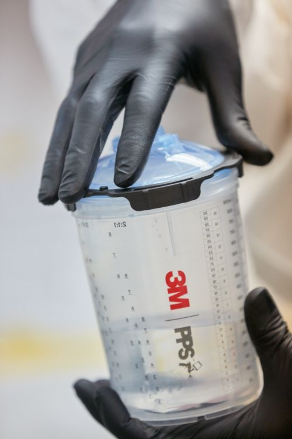 3m Automotive Aftermarket Pps Series 2 0 Spray Cup System