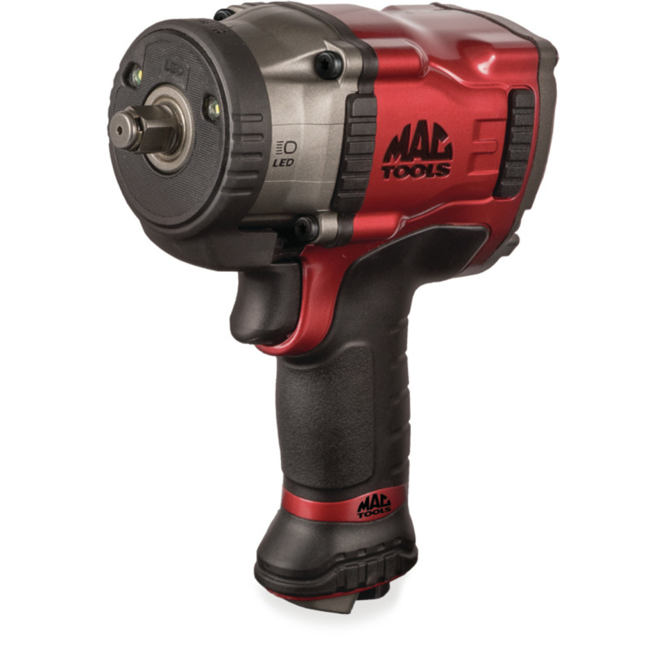 """Tool Review: Mac Tools High Performance 1/2"""" Air Impact Wrench"""