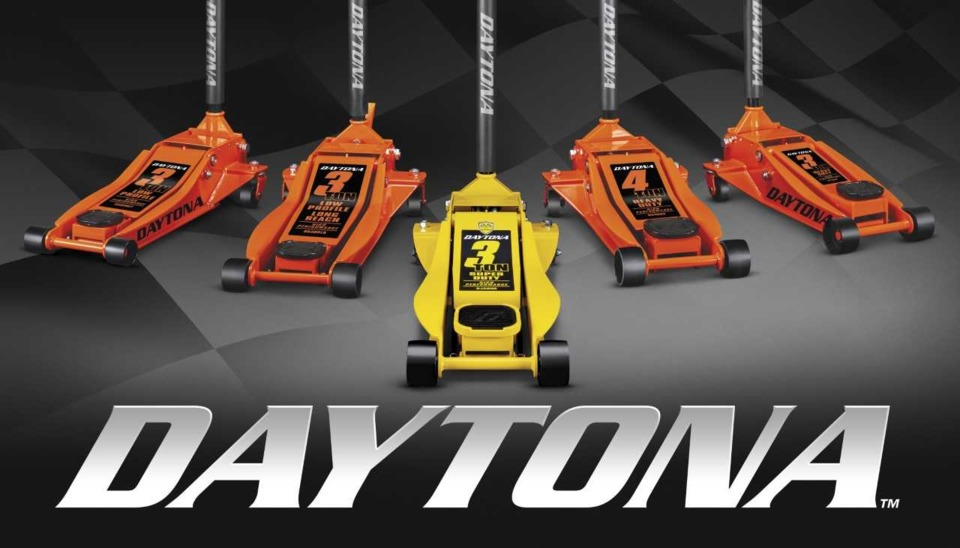 Harbor Freight Expands Daytona Lineup Of Floor Jacks