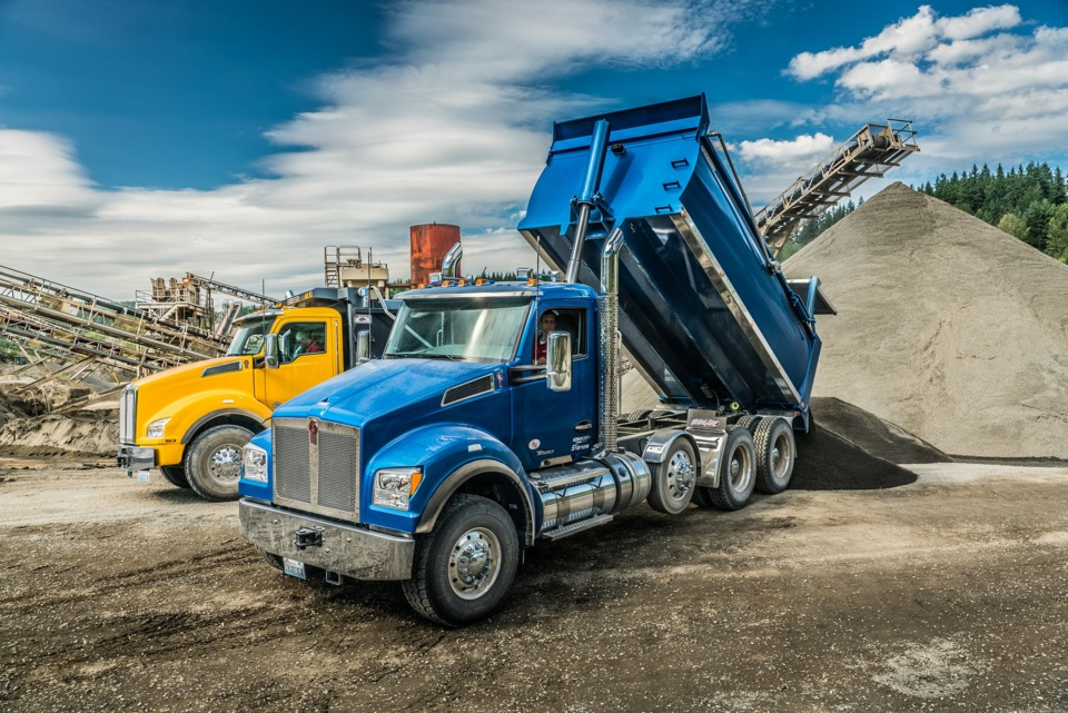 Update on 2018 heavy duty commercial vehicles available