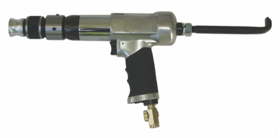 In Focus: Lock Technology Texas Twister Air Hammer