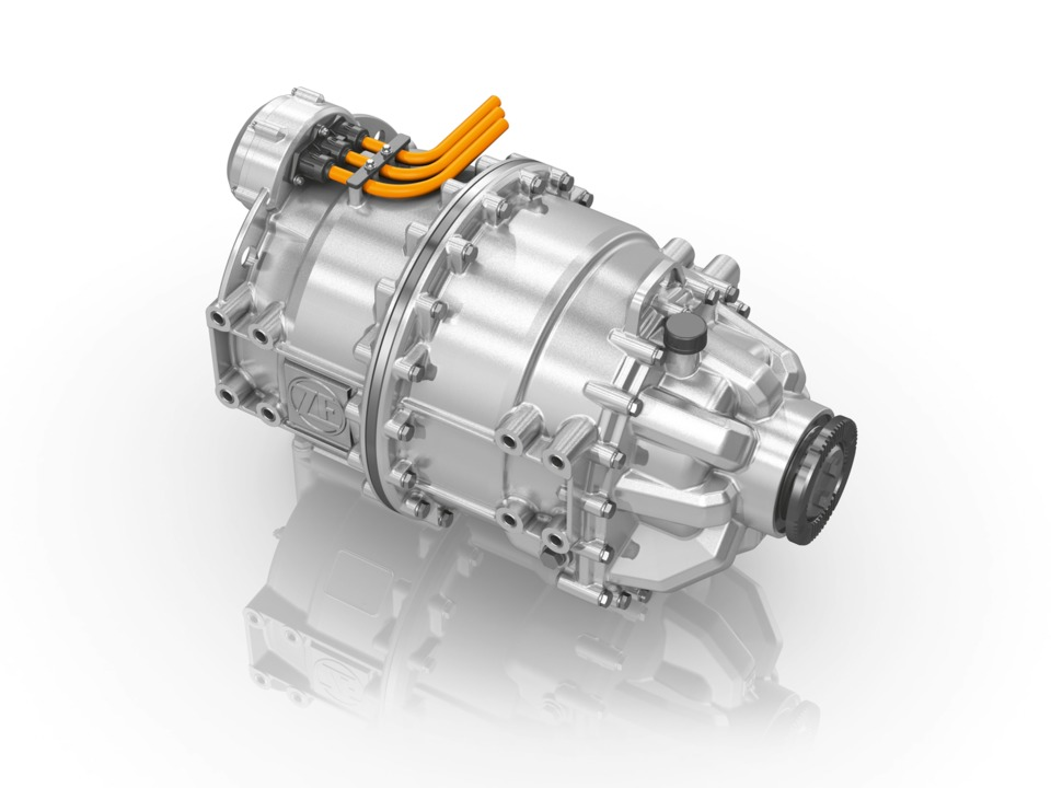 ZF expands electric drive product options for commercial vehicles