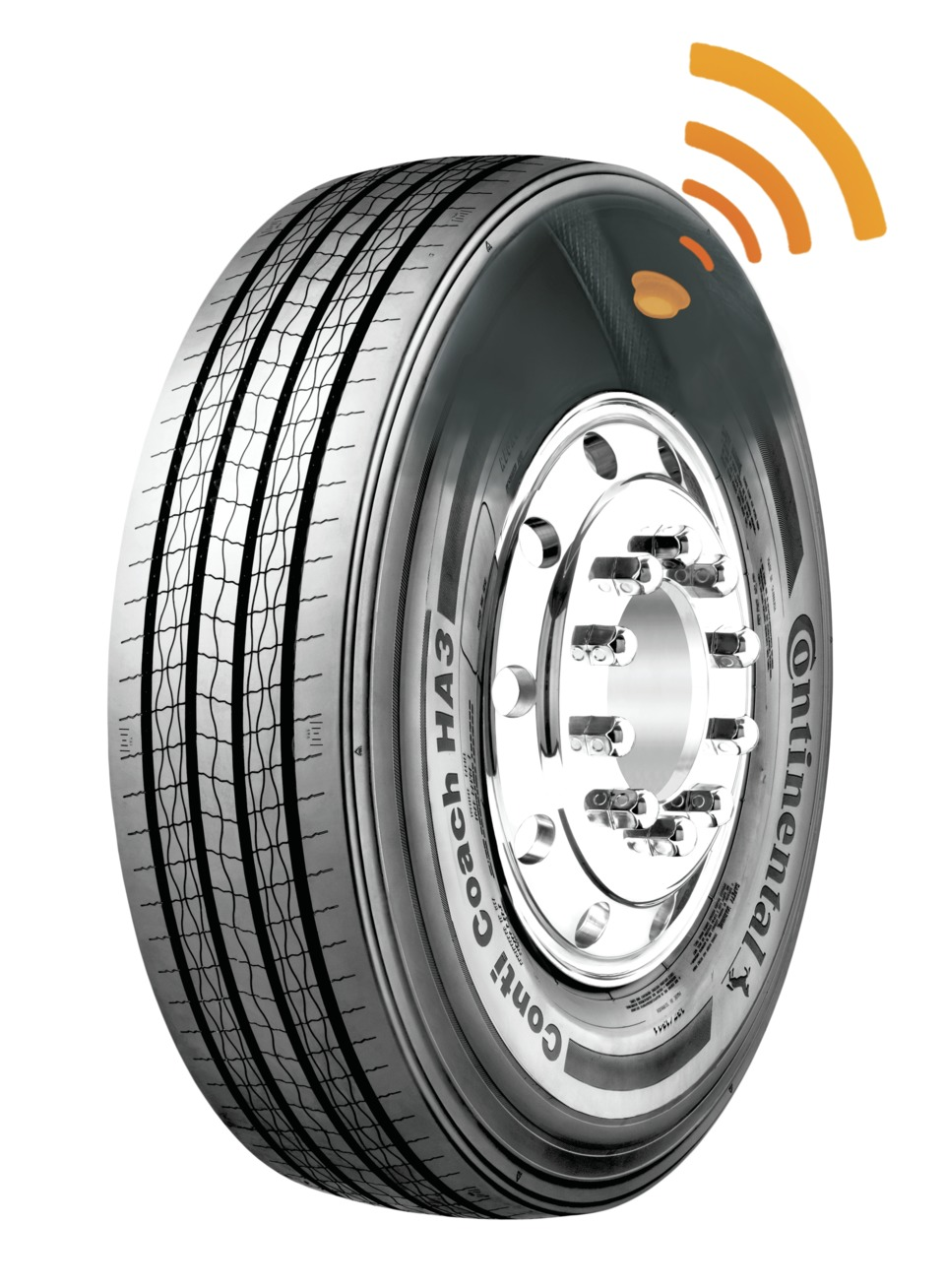 Continental Embedded Tire Pressure Monitoring Sensor