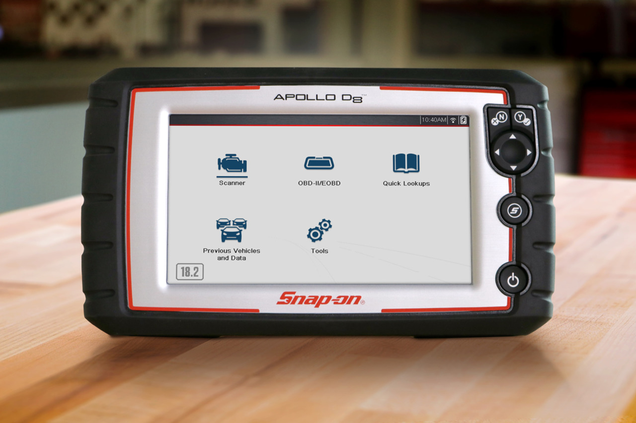 Tech Tip: Enable Wi-Fi on compatible diagnostic tools to maximize