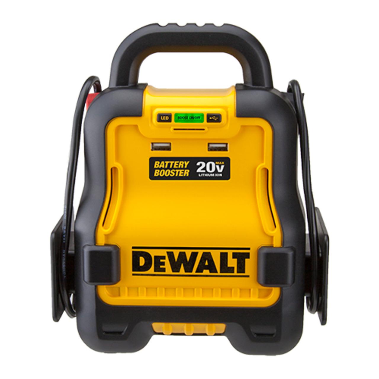 DeWalt 20V Lithium Simple Start Battery Booster in Jump Starters