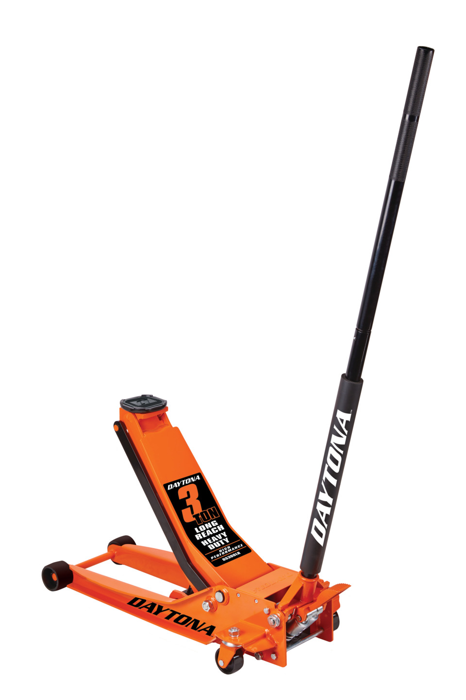 Harbor Freight 3 Ton Low Profile Long Reach Floor Jack In