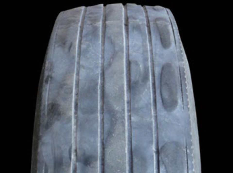 Image Examples Of Commercial Truck Tire Wear By Type