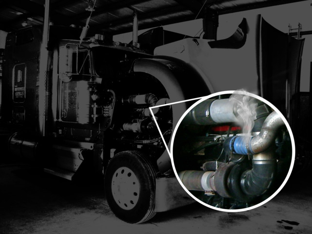 What does an engine aftertreatment service plan look like?